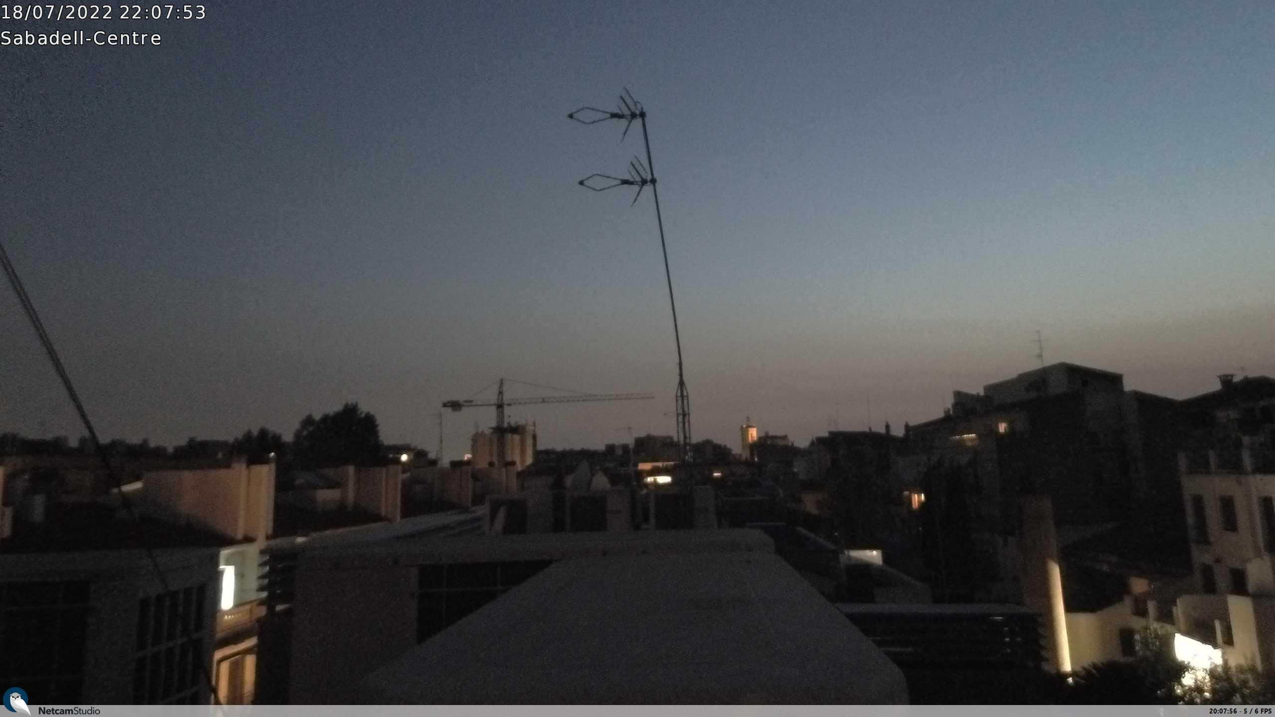 Webcam Sabadell - Centre